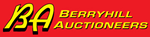 Logo for BerryHill Auctioneers